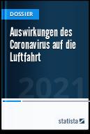Auswirkungen des Coronavirus (COVID-19) auf die Luftfahrt