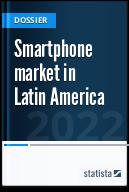 Smartphone market in Latin America