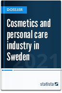 Cosmetics and personal care industry in Sweden