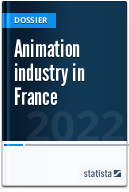 Animation industry in France