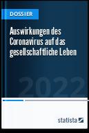 Auswirkungen des Coronavirus (COVID-19) auf das gesellschaftliche Leben