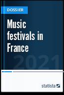 Music festivals in France
