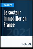 Le secteur immobilier en France