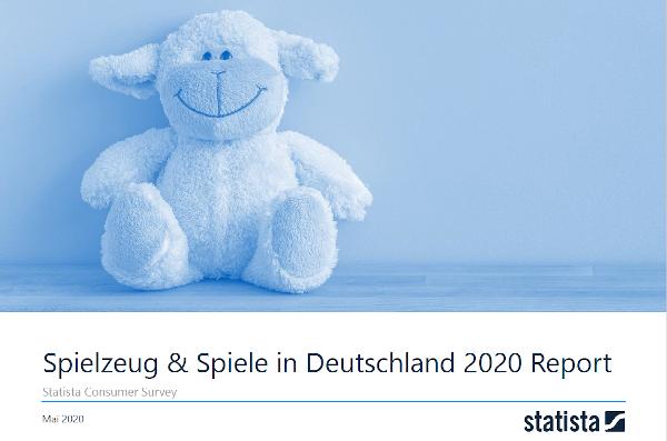 Spielzeug und Spiele in Deutschland 2020 Report