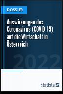 Auswirkungen des Coronavirus (COVID-19) auf die Wirtschaft in Österreich