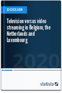 Linear TV and video streaming in Benelux