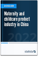 Maternity and childcare product industry in China