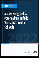 Auswirkungen des Coronavirus (COVID-19) auf die Wirtschaft in der Schweiz
