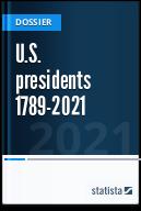 U.S. presidents 1789-2021