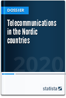 Telecommunication industry in the Nordic countries