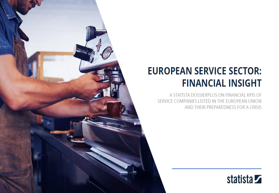 European service sector: financial insight