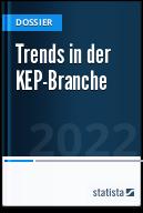 Trends in der Kurier-, Express- und Paket-Branche (KEP)