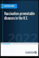 Vaccine-preventable diseases in the U.S.