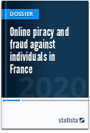 Online piracy and fraud against individuals in France