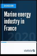 Marine energy in France