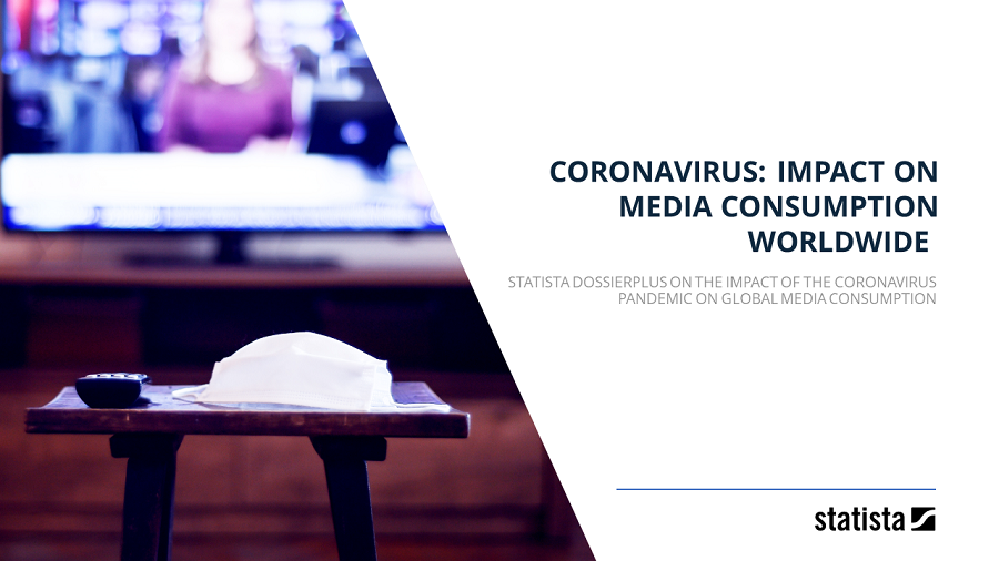 Coronavirus: impact on media consumption worldwide