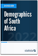 Demographics of South Africa