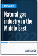 Middle East natural gas industry