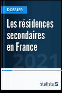 Les résidences secondaires en France