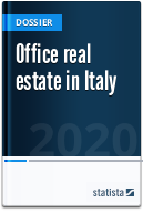 Office real estate in Italy