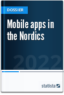 Mobile apps in the Nordics