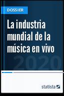 La industria de la música en vivo