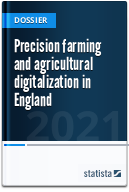 Precision farming and agricultural digitalization in England