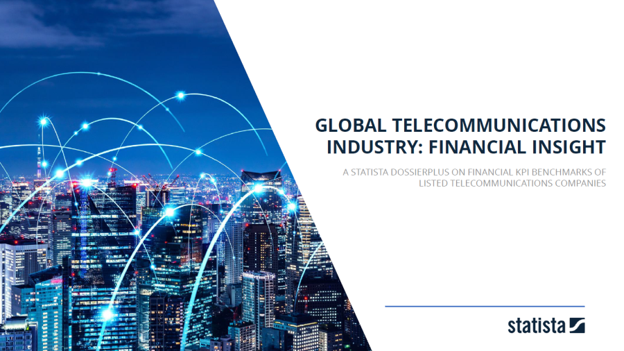Global telecommunications industry: financial insight