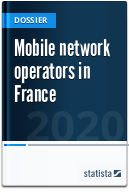 Mobile network operators in France