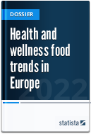 Health and wellness food trends in Europe