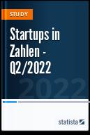 Startups in Zahlen - Q2/2021