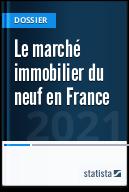 Le marché immobilier du neuf en France