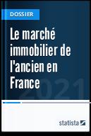 Le marché immobilier de l'ancien en France