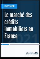 Le marché des crédits immobiliers en France