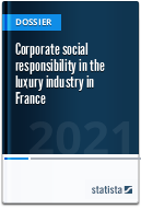 Corporate social responsibility in the luxury industry in France
