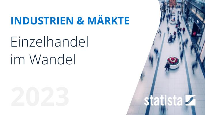 Einzelhandel im Wandel