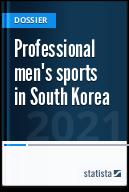 Professional men's sports in South Korea