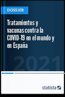 Tratamientos y vacunas contra el coronavirus (COVID-19) en el mundo y en España