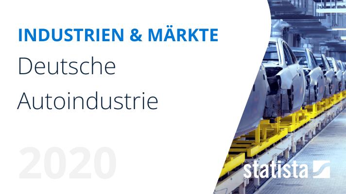 Die deutsche Autoindustrie - Gerüstet für die Zukunft?