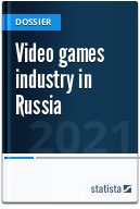Video games industry in Russia