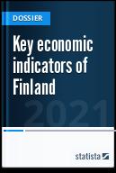 Key economic indicators of Finland