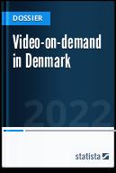 Video on demand in Denmark