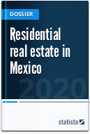 Residential real estate in Mexico