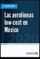 Las aerolíneas low-cost en México