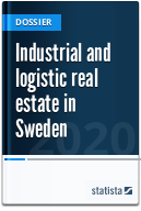 Industrial and logistic real estate in Sweden
