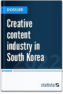 Creative content industry in South Korea