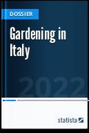 Gardening in Italy
