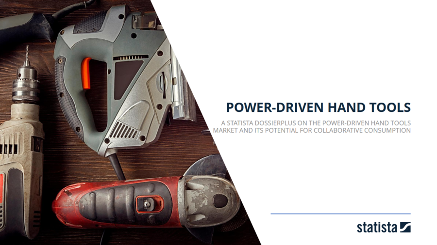 Power-driven hand tools