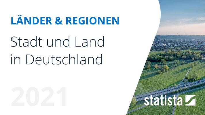 Städtischer und ländlicher Raum in Deutschland