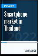 Smartphone market in Thailand